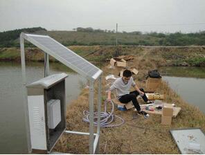 江蘇無錫:水質自動監測儀助力河道水質動態監測