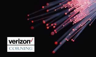 威瑞森与Corning达成10.5亿美元光纤交易