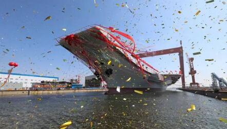 首艘国产航母下水了 国产仪器崛起还会远吗?