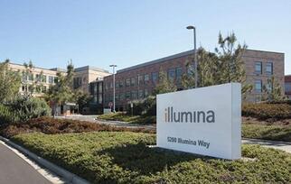 Illumina一季度收入增长5% 达5.98亿美元