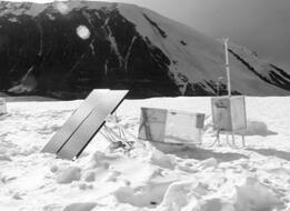 氣溶膠采樣儀等先進儀器助科研人員守衛青藏高原