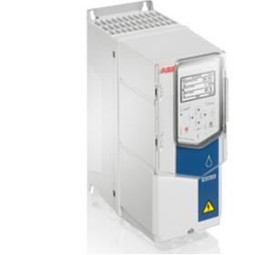 ABB发布面向水处理行业新一代变频器ACQ580