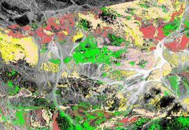 中科院利用宽幅高光谱微纳卫星对我国地表进行三次高光谱成像