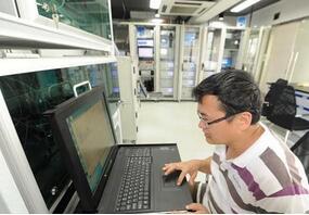 在線離子色譜儀等先進儀器助力福建福州大氣監測