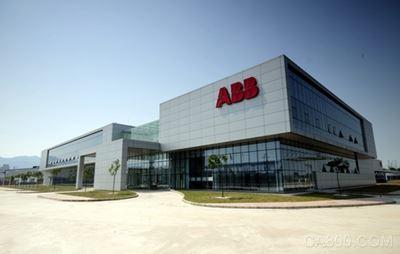 ABB研制的全球首台数字化配电变压器亮相中国