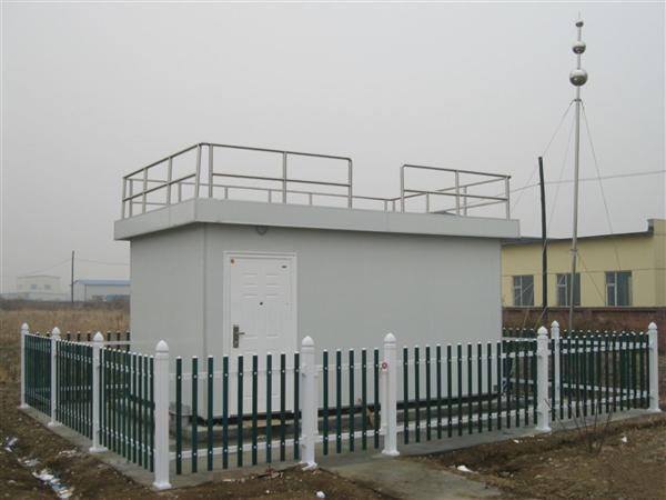 浙江縉云環保站通過考核 配多種先進儀器設備