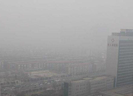 """河北推行""""网格化监测""""治霾 精准监管大气污染"""