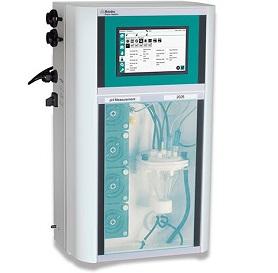 瑞士万通推出紧凑型在线过程分析仪系列