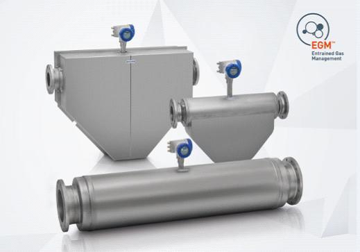 KROHNE发布新型大口径科里奥利质量流量计