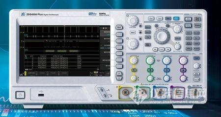 广州致远电子ZDS4054 Plus型数字示波器