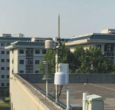 山西太原建成300余个自动监测微观站 实时监测空气质量