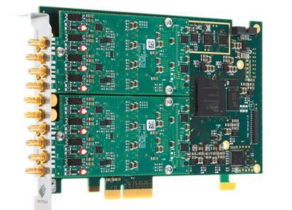 Spectrum仪器推出新一代更小更快更强16位数字化仪
