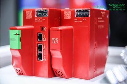 施耐德电气发布全新专业安全控制器