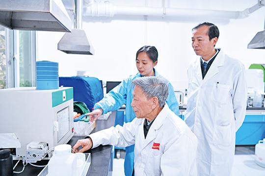 重庆南岸企业微型原子荧光仪面世 填补市场空白
