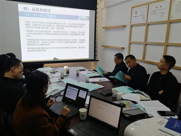 浙江嘉善县县域地面沉降监测项目顺利通过验收
