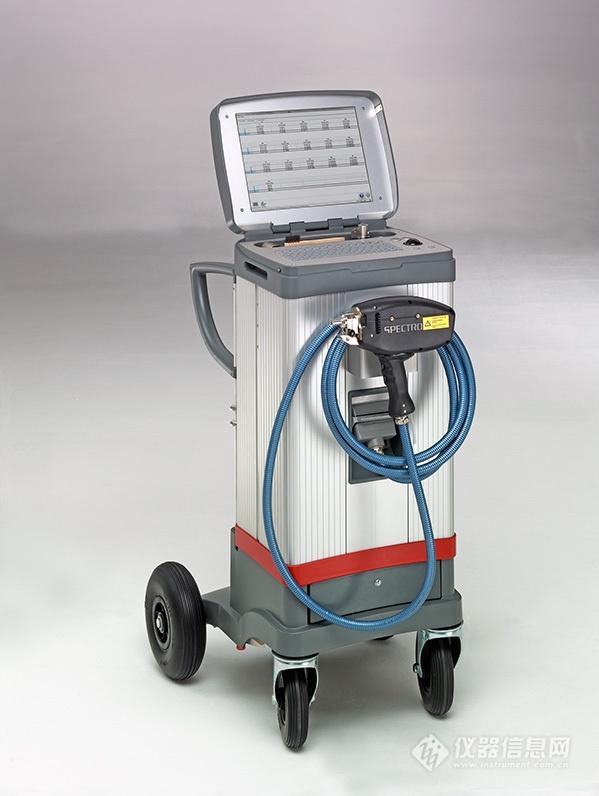 SPECTRO宣布对其移动金属分析仪进行重大升级
