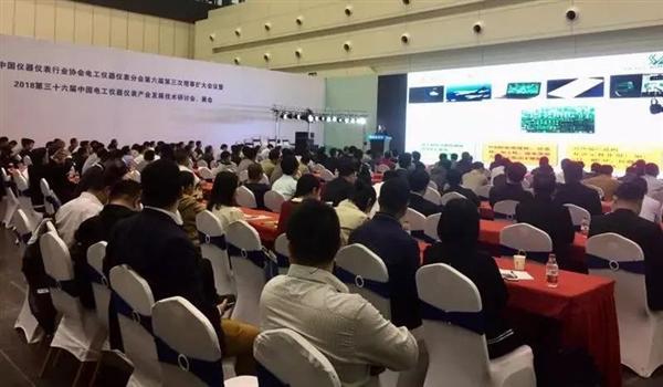 新葡萄京娱乐场网址电工仪器仪表产业发展技术研讨会和展会召开
