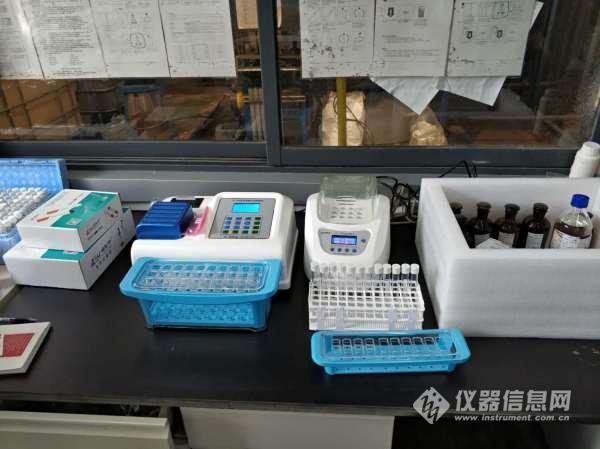 新品SH-300型水質檢測儀獲得食品行業客戶認可