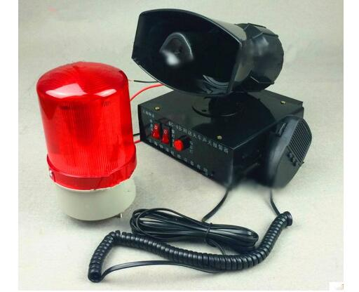 声光电子报警器的安装使用
