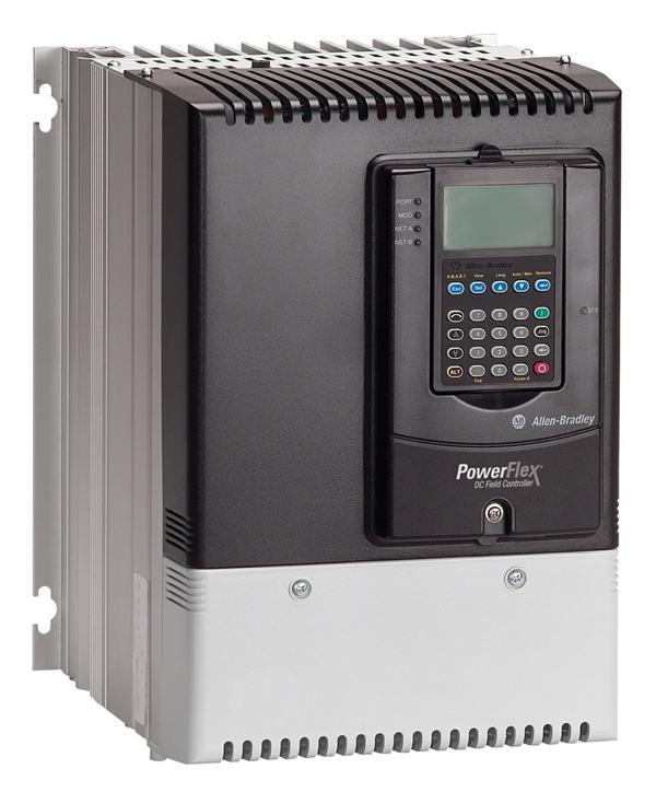 罗克韦尔自动化推出新型直流励磁控制器