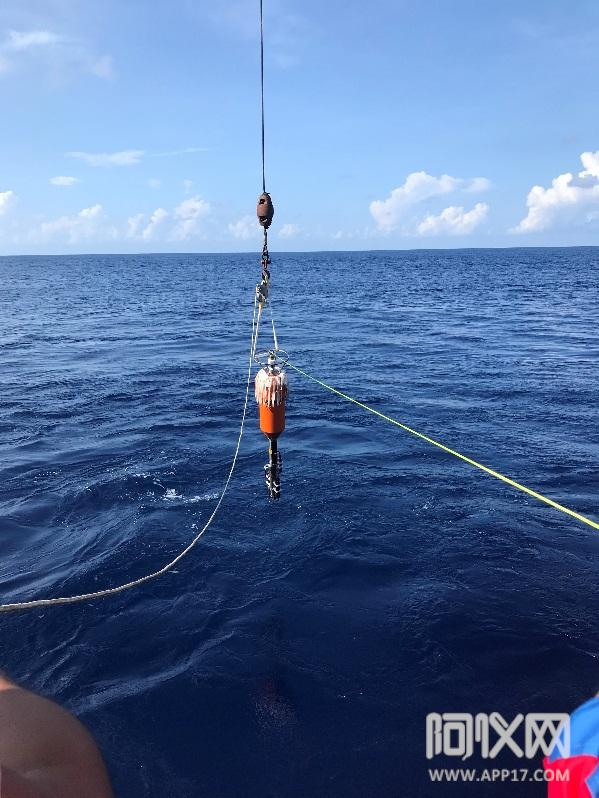国内首套深海无缆式湍流混合剖面仪完成海试 填补技术空白