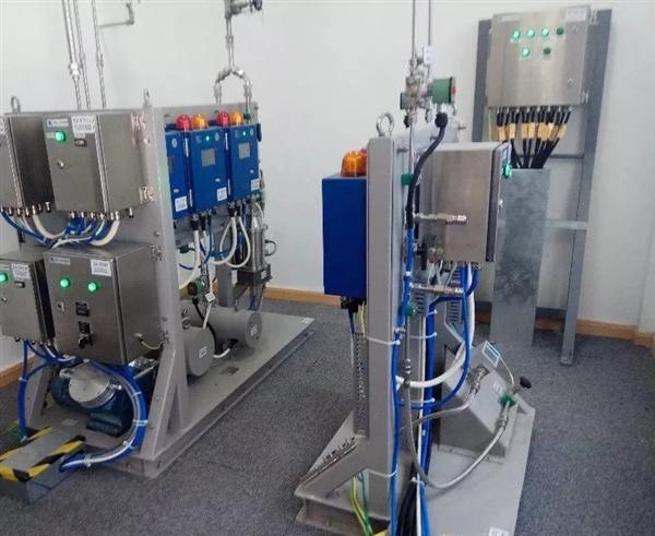 气载放射性PING监测仪设备过验收 实现国产化