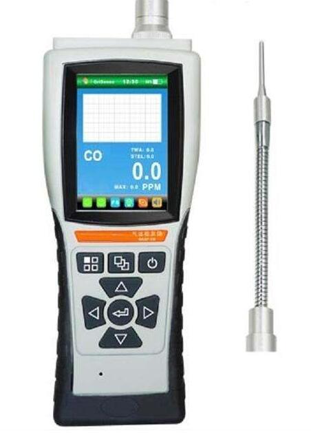 voc检测仪可以检测出的气体?