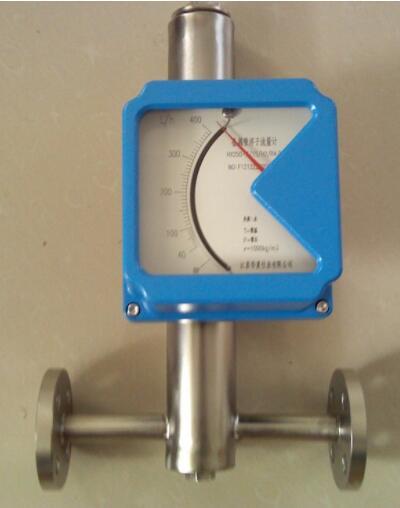 金属管浮子流量计的维护与故障处理