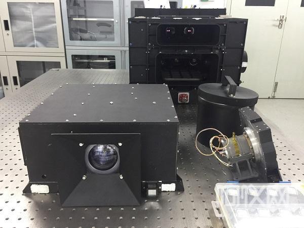 多角度宽波段成像仪等两项仪器助力天宫二号监