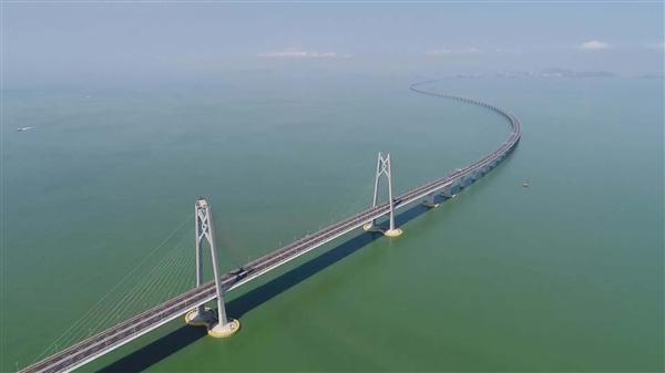 """港珠澳大桥顺利开通 这些传感器""""黑科技""""功不可没"""