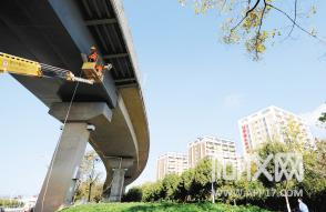 桥梁牢度测试仪等仪器助力实现对桥梁24小时在线监测
