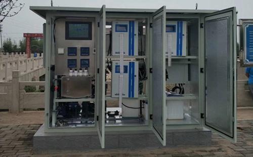 高科技助力水质监测业务发展