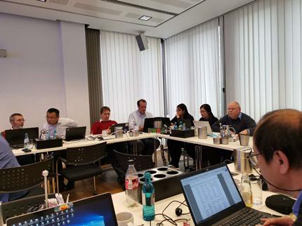 IEC智能制造系统架构工作组会议顺利召开