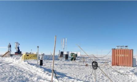 我国首个近红外天光背景测量仪在南极成功运行