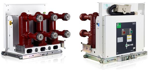 施耐德电气推出全新升级的智能中压断路器