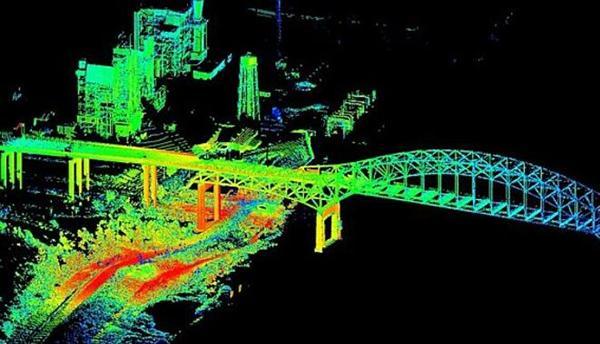 美开发可用于三维成像、导航与通信的芯片级激光雷达传感器