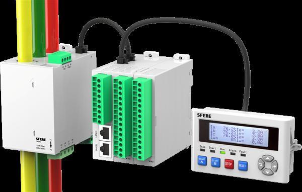 智能电动机保护控制器在化工行业中的应用