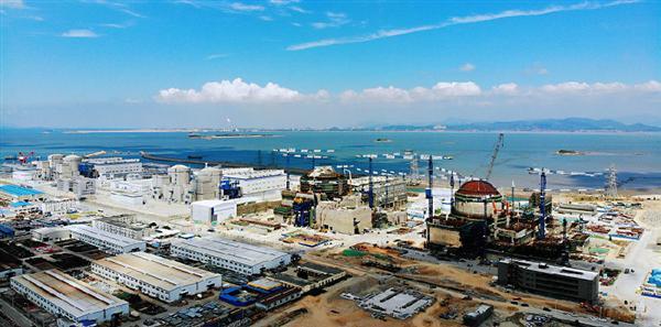 中核集团福清核电5号机组堆外核测探测器通过验收