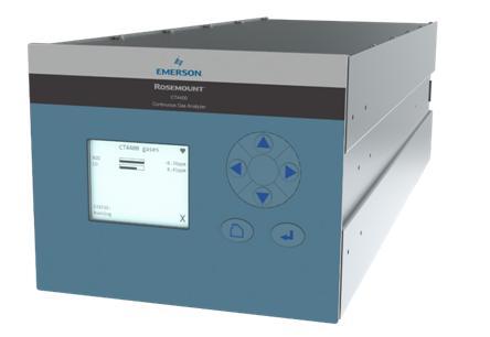 艾默生推出新型混合型激光气体分析仪