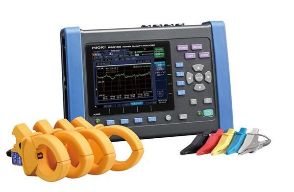 HIOKI(日置)新品電能質量分析儀PQ3198全新發布
