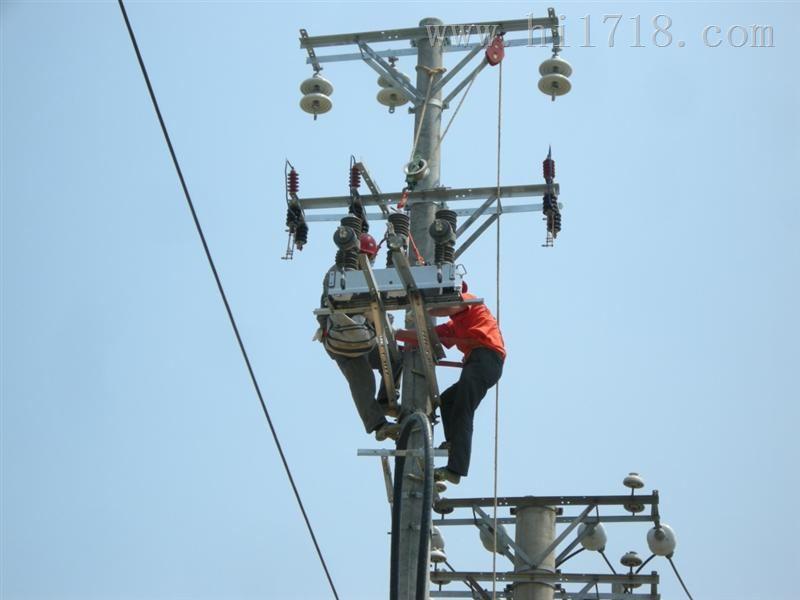 变电站10kv控制合跳二次接线图