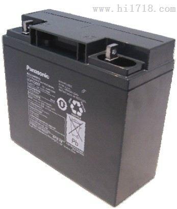 松下电池LC-P1220ST参数 松下12V20AH电池规格