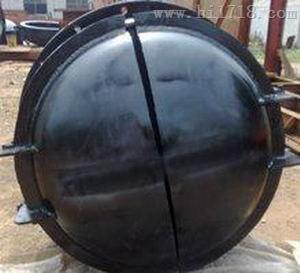 铸铁圆拍门