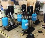 高层建筑施工用水增压泵,智能程序随意组合