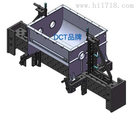 三维柔性组合夹具,柔性焊接工装夹具,好焊台