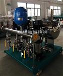 自来水二次加压泵组
