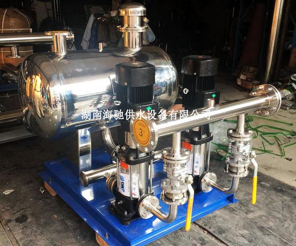 生活供水管道增压泵图片