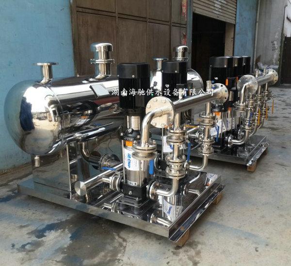 增压泵内部结构图