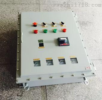 > 电加热防爆温控箱(电伴热防爆温控仪箱) > 高清图片