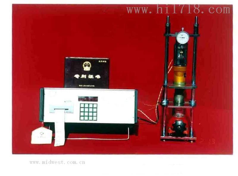 电阻率自动测定仪(粉体) 型号:81M/GM-I库号:M308281